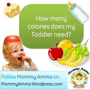 Toddler-Calories